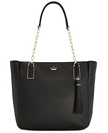 kate spade new york Kingston Drive Vivian Medium Pebble Leather Tote