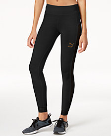 Puma T7 Mesh-Trimmed Leggings