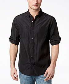 I.N.C. Men's Solstice Shirt, Created for Macy's