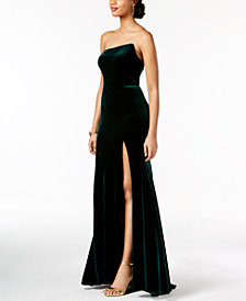 Web Only Macy's Evening Gowns