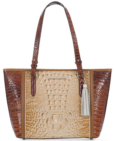 Brahmin Medina Asher Chino Medium Tote