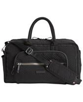 020044f3e106 Vera Bradley Iconic Compact Weekender Travel Bag
