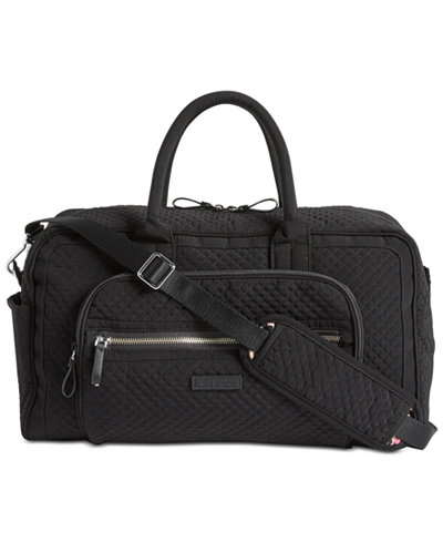 Vera Bradley Iconic Compact Weekender Extra-Large Travel Bag