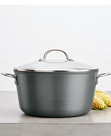 10-Qt. Hard-Anodized Aluminum Stockpot & Lid