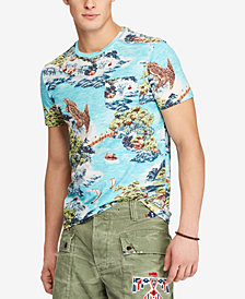 Polo Ralph Lauren Men's Classic Fit Graphic T-Shirt
