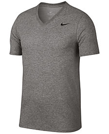 Nike Men's Dry V-Neck Training T-Shirt