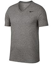 Nike Men s Dry V-Neck Training T-Shirt 6ecfdb2ba0