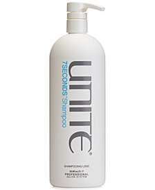 UNITE 7SECONDS Shampoo, 33.8-oz., from PUREBEAUTY Salon & Spa