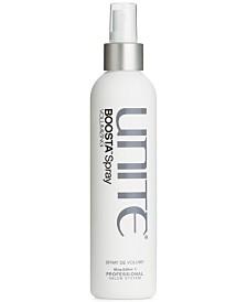 UNITE BOOSTA Volumizing Spray, 8-oz., from PUREBEAUTY Salon & Spa