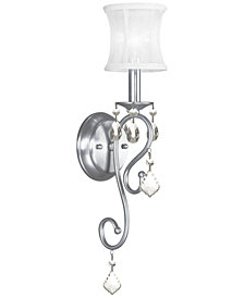 "Livex Newcastle 5"" Wall Sconce"