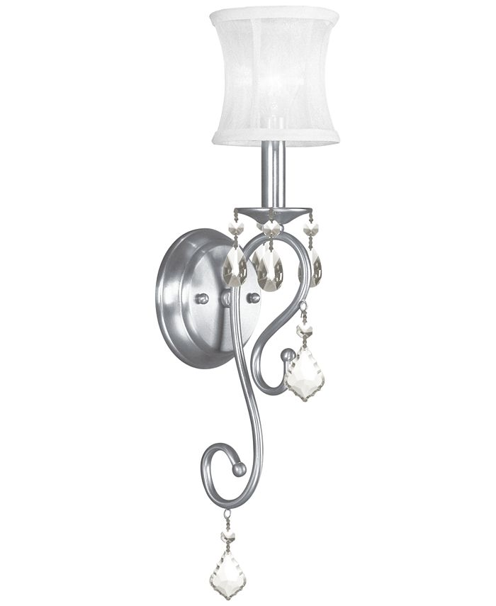 """Livex - Newcastle 5"""" Wall Sconce"""