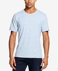 DKNY Men's Mercerized Stripe T-Shirt, Created for Macy's