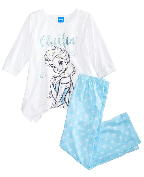 a564ef5393f4 Frozen Disney s® 2-Pc. Chillin  Pajama Set