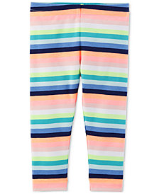 Carter's Striped Leggings, Little & Big Girls