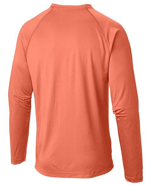 ea136d98d66 Columbia Men's PFG Terminal Tackle Long Sleeve Shirt & Reviews - T ...