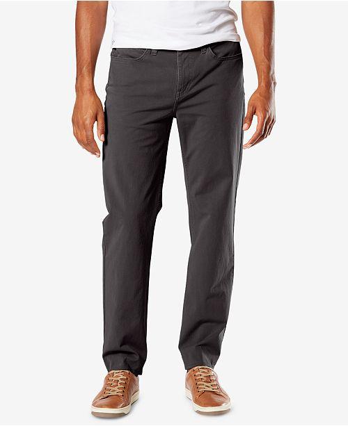 5ef1954e303a Dockers Men s Straight Fit Smart 360 FLEX Jean Cut Stretch Pants ...