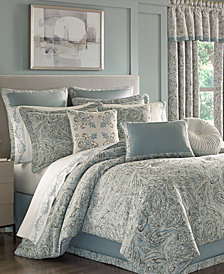 J Queen New York Giovani 4-Pc. Queen Comforter Set