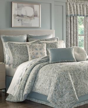 J Queen New York Giovani 4-Pc. Queen Comforter Set Bedding