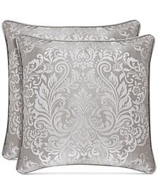 """La Scala 20"""" Square Decorative Pillow"""