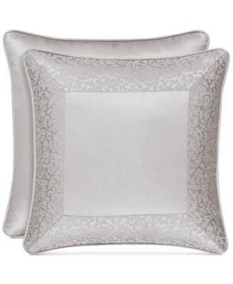"""La Scala 18"""" Square Decorative Pillow"""