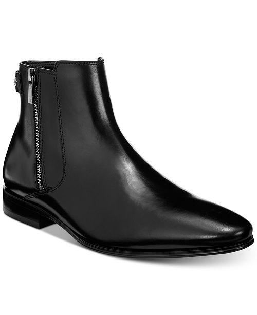 df40059a72 ALDO Men s Sthephanus Double-Zip Boots  ALDO Men s Sthephanus Double-Zip ...
