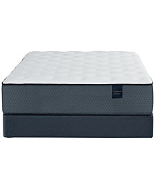 "MacyBed Lux Baxter 13.5"" Plush Hybrid Mattress Collection, Created for Macy's"