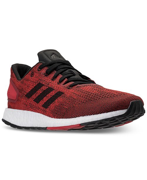 21c938ffcd1 ... adidas Men s PureBOOST DPR LTD Running Sneakers from Finish ...