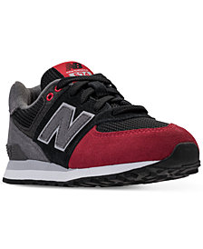 New Balance Little Boys' 574 Serpent Lux Casual Sneakers from Finish Line
