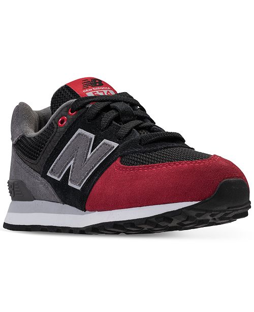 best service 10bbb 49151 New Balance Little Boys' 574 Serpent Lux Casual Sneakers ...