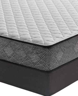 """MacyBed by  Resort 10.5"""" Firm Mattress Set - Twin, Created for Macy's"""