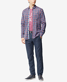BOSS Men's Tapered-Fit Pants