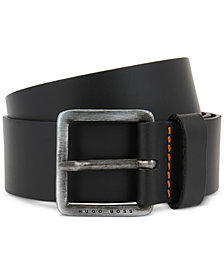 Hugo Boss Men's Jeeko Casual Leather Belt