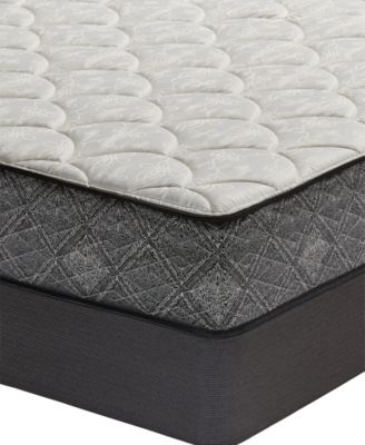 """MacyBed by  Premium 10"""" Plush Mattress Set - Twin, Created for Macy's"""