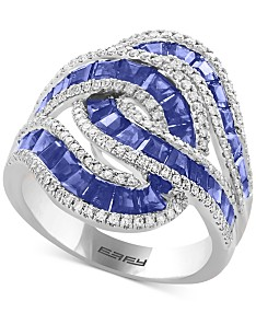 c1d4a4857a850 Diamond And Sapphire Ring: Shop Diamond And Sapphire Ring - Macy's