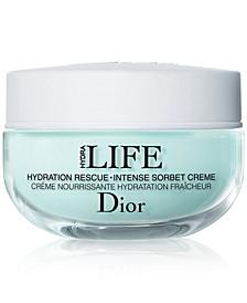 Hydra Life Hydration Rescue Intense Sorbet Creme, 1.7 oz.