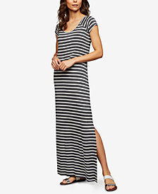 A Pea In The Pod Maternity Nursing Maxi Dress