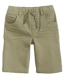 Epic Threads Colored Denim Shorts, Toddler Boys, Created for Macy's