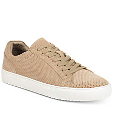 Dr. Scholl's Men's Rhythms Perforated Suede Sneakers
