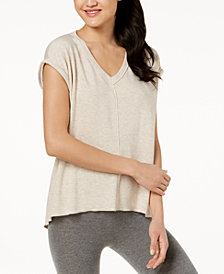 Calvin Klein Performance High-Low Hem T-Shirt