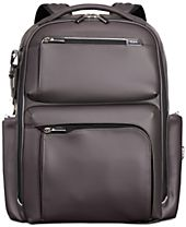 Tumi Men's Arrivé Bradley Leather Backpack