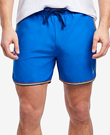 Men's Rainbow Pride Jogger Shorts