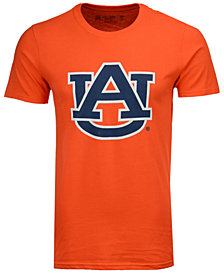 New Agenda Men's Auburn Tigers Big Logo T-Shirt