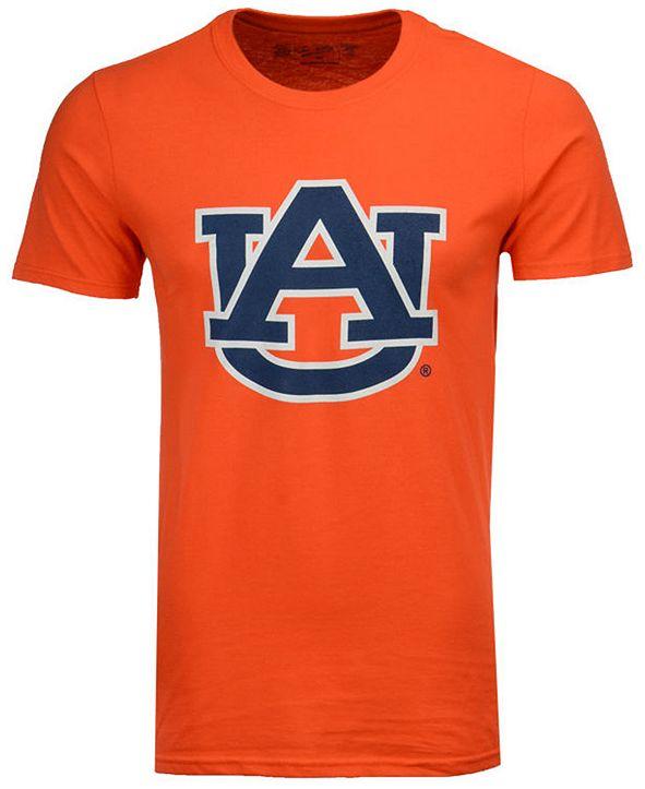 New Agenda Men's Auburn Tigers Big Logo T-Shirt