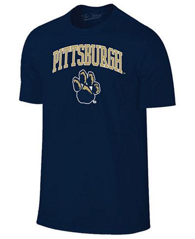 Retro Brand Men's Pittsburgh Panthers Midsize T-Shirt