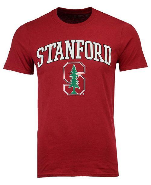 Retro Brand Men's Stanford Cardinal Midsize T-Shirt