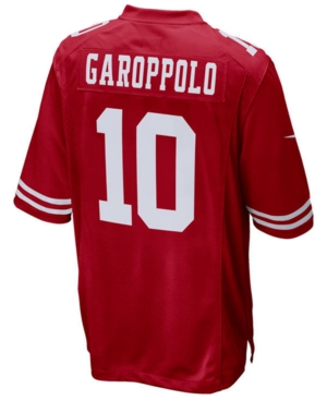 Nike Men's Jimmy Garoppolo San Francisco 49ers Game Jersey