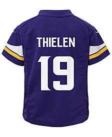 Adam Thielen Minnesota Vikings Game Jersey, Little Boys (4-7)