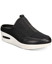 DKNY Allegra Mule Wedge Sneakers, Created for Macy's