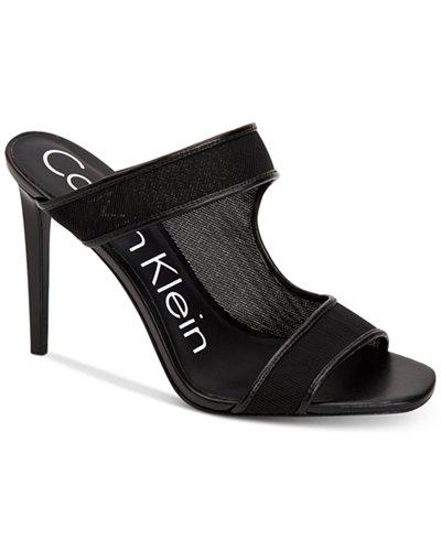 Calvin Klein Women's Dalali Dress Sandals