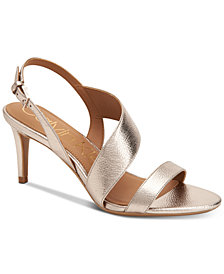Calvin Klein Women's Lancy Dress Sandals